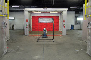 EM Enterprises Powder Coating Facility Image, Philadelphia, PA