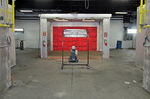 EM Enterprises Powder Coating Facility Image, Philadelphia, PA